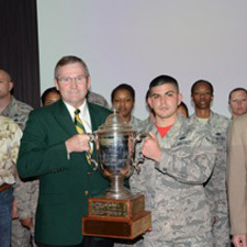 General Muir S. Fairchild – Educational Achievement Award