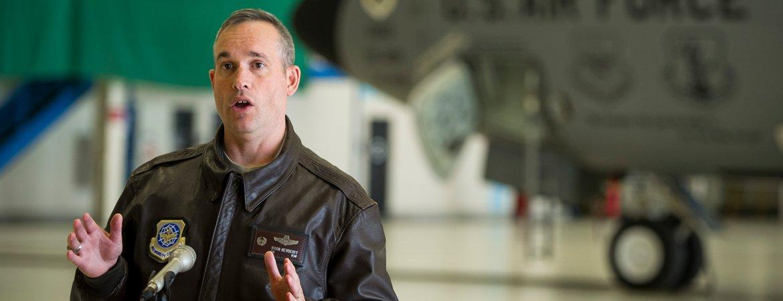 Colonel Brian Newberry, USAF (Ret)