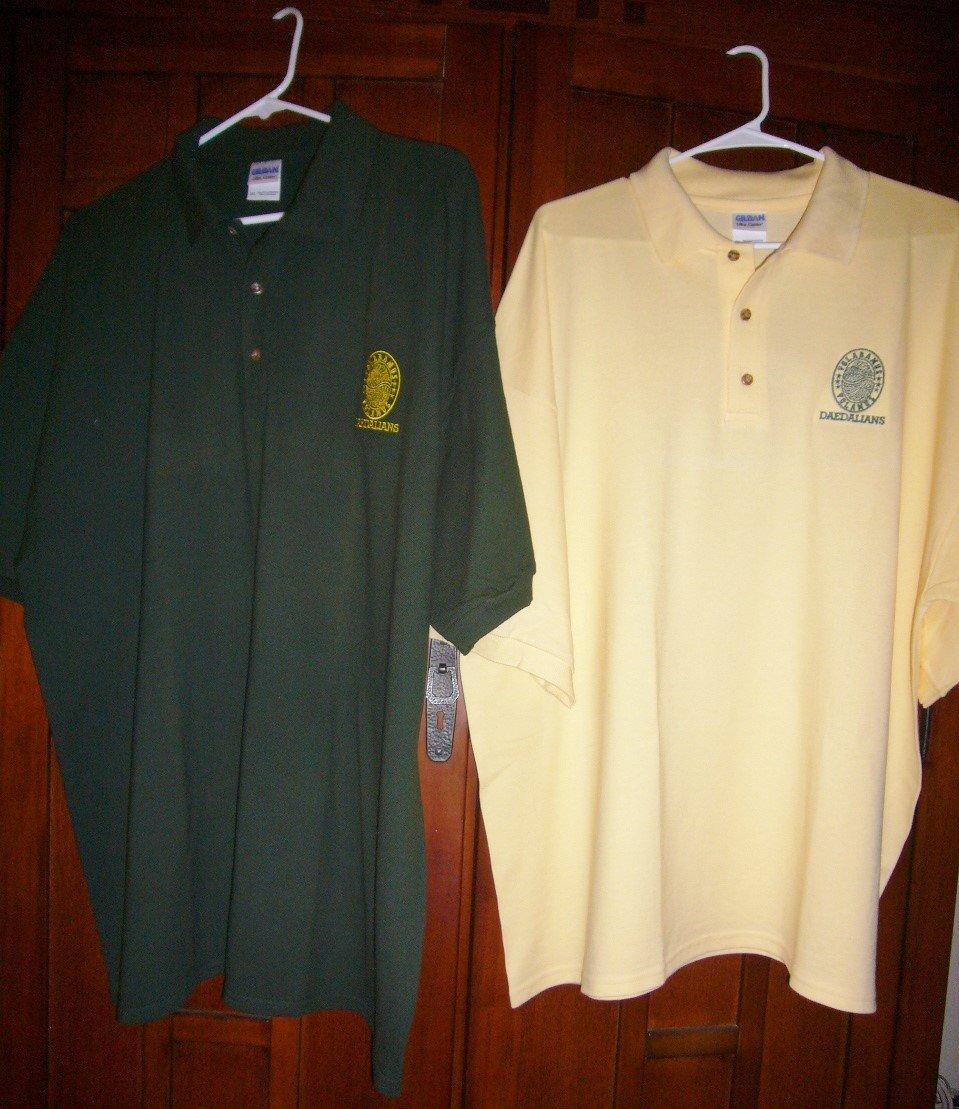Daedalian Sport Shirts