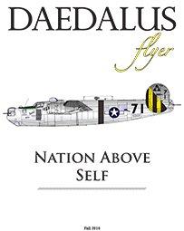 Daedalus Flyer Fall 2016