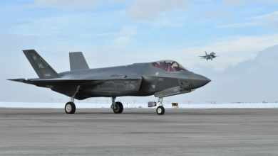 F-35 Dominates At Red Flag With 15:1 Kill Rate