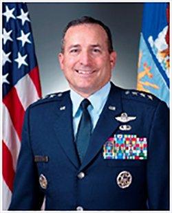 Lieutenant General Stephen P. Mueller