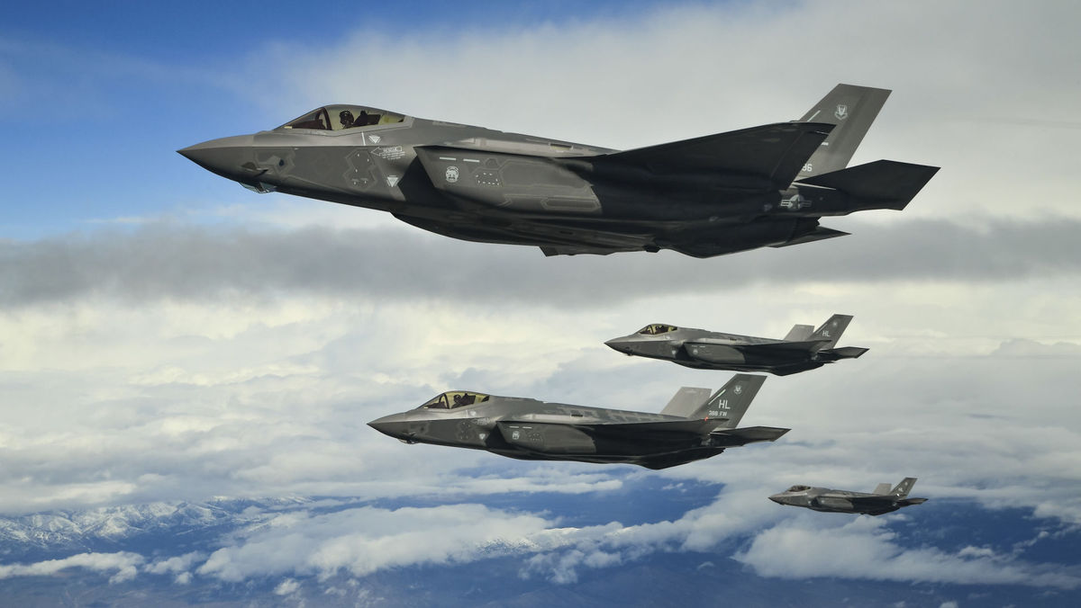 Davis-Monthan to issue study on impact of bringing F-35s to Tucson