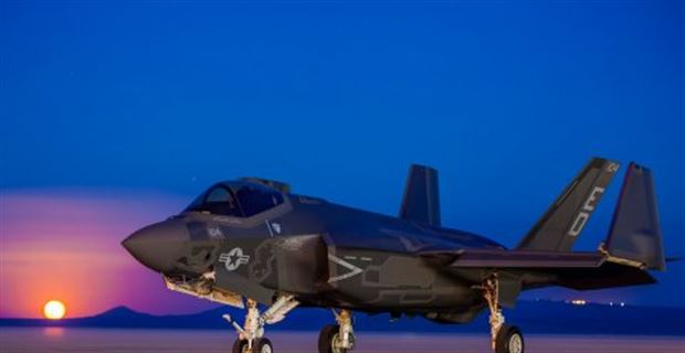 Best of 2017: Navy Qualifies Stealthy F-35C For Combat