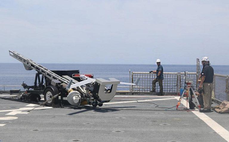 Coast Guard Closer to Acquiring Long-Awaited Ship-Based Drone