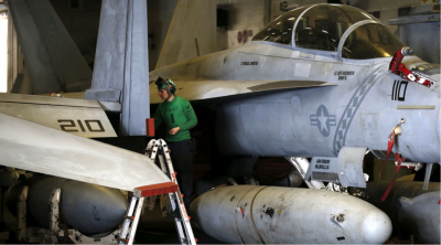 US Military Aircraft In Decay, Over Half Of Fleet Unable To Fly