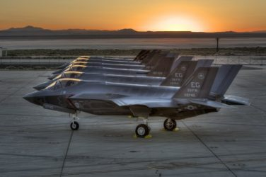 Mr. Trump: We Need F-35s Built Faster, Not Fewer