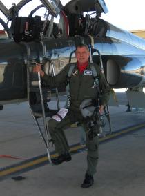 Col Bob Wickman, USAF, (Ret), Daedalian Named Member #4795