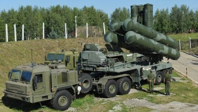 Russia Ready to Supply Advanced S-400 Air Defense Missile Systems to Turkey