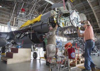 USAF Selects the Northrop APG-83 SABR for F-16 AESA Radar Upgrade