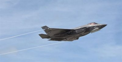 Navy Essay: How the F-35C Will Change Naval Aviation