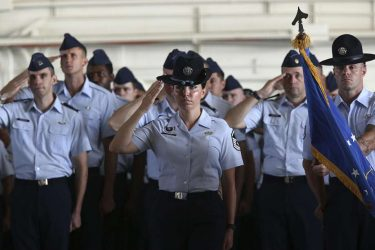 Happy Birthday, Air Force and its training command