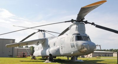Despite failures, winged Chinook experiment led to Army Aviation fleet improvements