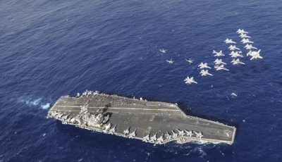 How the U.S. Navy Plans to Keep the Aircraft Carrier from Becoming Obsolete