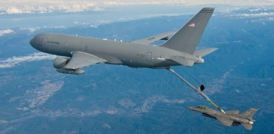U.S. Air Force Will Test KC-46 to Assess Boom-Scraping Issue