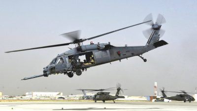 The US Is Crafting a Joint Air Force-Army Search and Rescue Super Team in Afghanistan