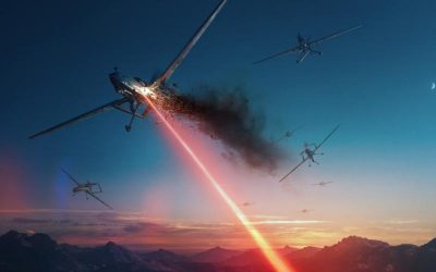 Air Force Takes Aim at Lasers on Fighter Jets
