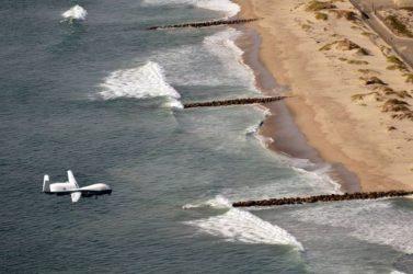 US Navy receives MQ-4C Triton aircraft from Northrop Grumman