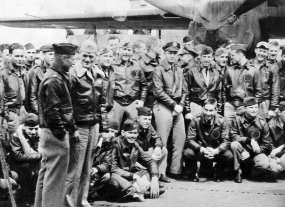 Doolittle Raiders WWII