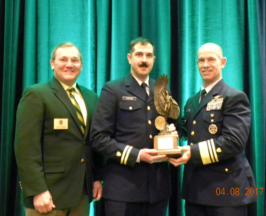 United States Coast Guard Exceptional Award