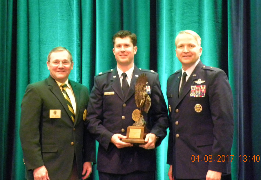 United States Air Force – Exceptional Pilot Award