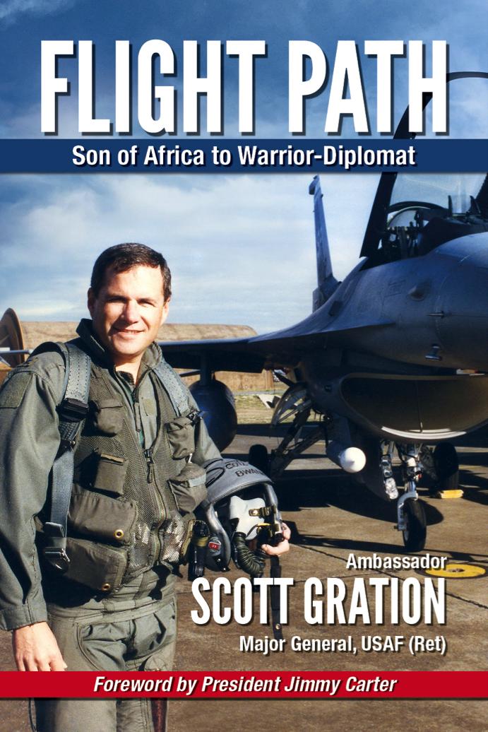 Ambassador Scott Gration, Maj Gen, USAF (Ret)