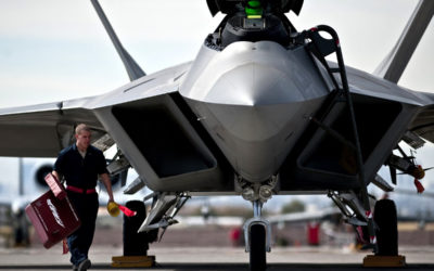 Fewer planes are ready to fly: Air Force mission-capable rates decline amid pilot crisis