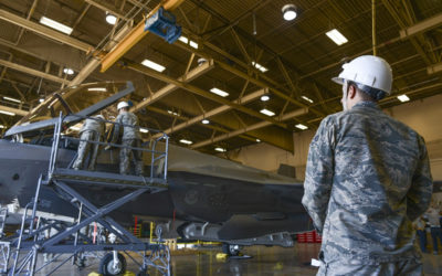 Stealth features responsible for half of F-35 defects, Lockheed program head states
