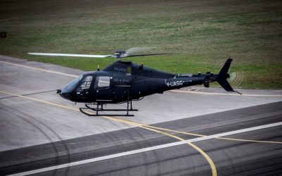 Maiden flight for Leonardo SW-4 helicopter with no pilot onboard