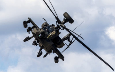 Army National Guard Calling for More Apaches
