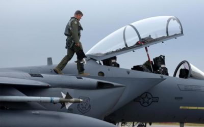 Air Force May Approve Enlisted Pilots for First Time in 75 Years