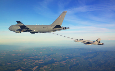 Flight certification moves Pegasus tanker closer to delivery