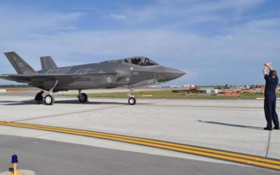 With Older F-35s 'On Life Support,' Wing Struggles to Train Pilots