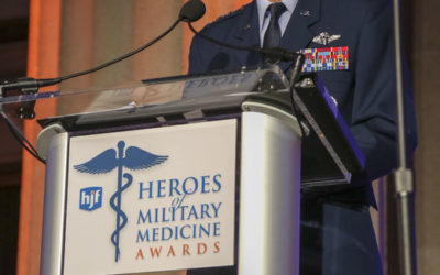 Medical Airmen recognized as 2018 Heroes of Military Medicine