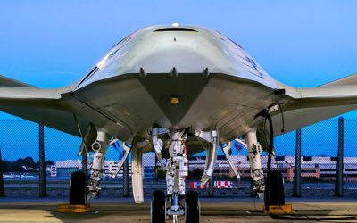 US Navy Establishes Unmanned Aircraft Squadron