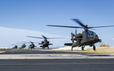 The Army Is Inspecting Entire Apache Helo Fleet for Critical Defect