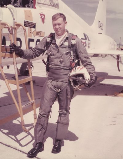Lt. Col. Jerry Kinder