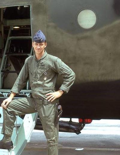 Col. Walt Evans