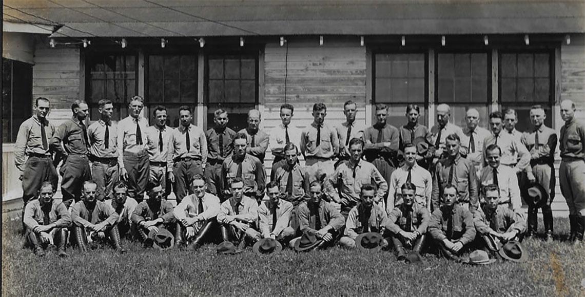 DA WWI Group Photo