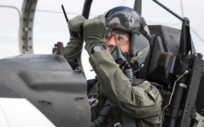 Airmen earn their wings in 6 months with modern pilot-training program