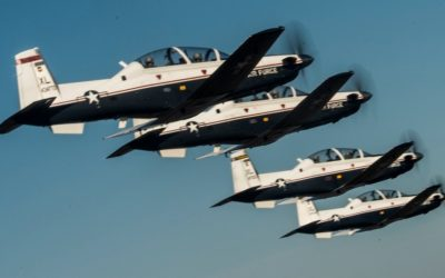 Air Force zeroing in on cause of T-6 hypoxia problem