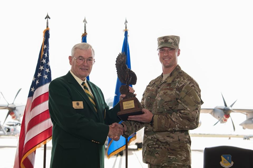 Major General Warren R. Carter Readiness Trophy – Daedalian Logistics Readiness Award
