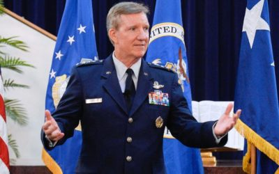 F-15X and GenZ: Former Air Combat Command Chief on the Future Air Force