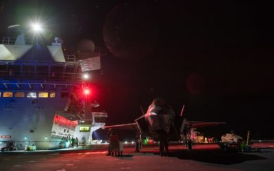 Heading into F-35 operational tests, threat of delays loom