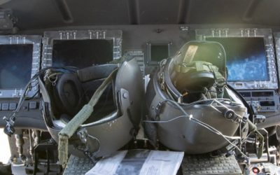 This DARPA program will give Army and Marine aviators a robot co-pilot