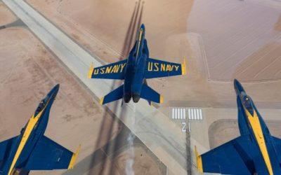 Blue Angels flight surgeon doubles as team's unofficial photographer