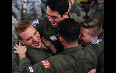 More academy cadets selected to fly as the Air Force works to close its pilot shortfall