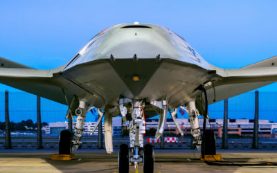 MQ-25 Stingray: the first drone to refuel fighter jets in flight