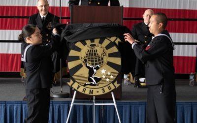 Navy Establishes First CMV-22B Squadron