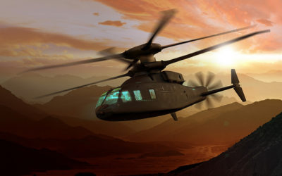 First Flight for Sikorsky-Boeing's Defiant Delayed Until 2019